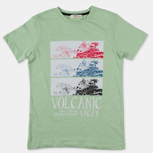 Тениска  Volcanic