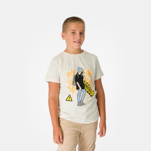 Тениска Danger